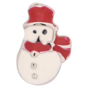 Picture of Snowman Charm